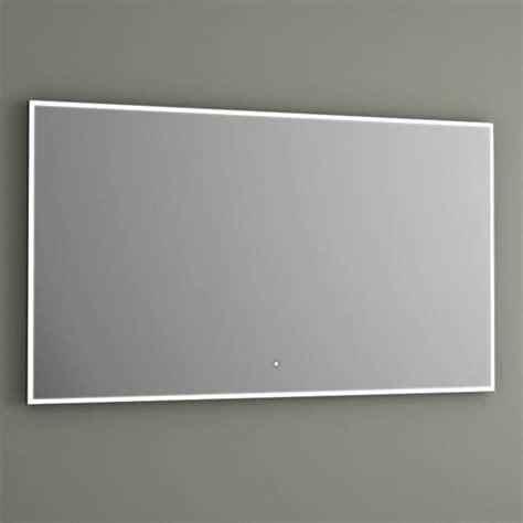 miroir lumineux led salle de bain 233 clairage led anti bu 233 e 120x70 cm