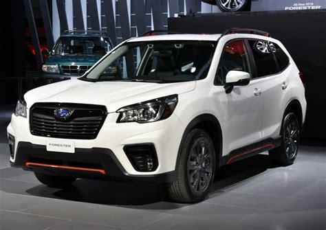 Novita Subaru 2019 by Subaru Forester My 2019 L Alba Della Quinta Generazione