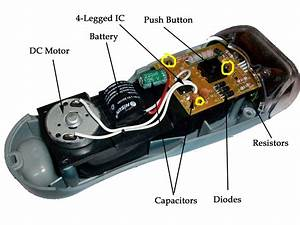 Tech Tear Down  U2013 Rechargeable Crank Flashlight