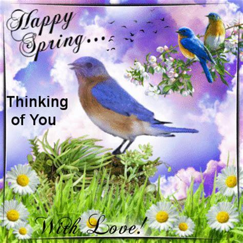 springtime melody  happy spring ecards greeting