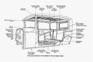 Vaphead  Cool Model A Ford Drawings