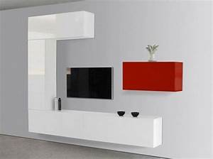 Alinea Meuble Salon : le meuble tv fait sa star elle d coration ~ Teatrodelosmanantiales.com Idées de Décoration