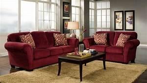 tapis shaggy dans le salon un accessoire moderne et elegant With tapis moderne avec canapé rouge velours
