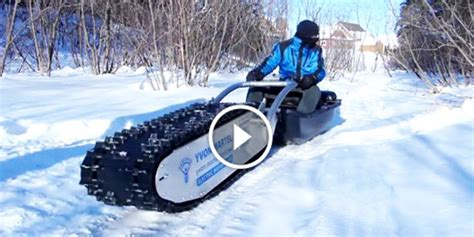 canadians invented   snowmobile  coolest