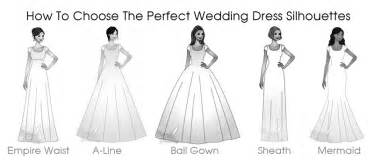 different types of wedding dresses flatter your figure the wedding gown edition all brides beautiful