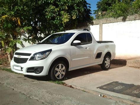 Chevrolet Montana by Chevrolet Montana 2013 Review Amazing Pictures And