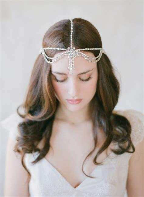 hijab hingga rambut  headpieces cantik