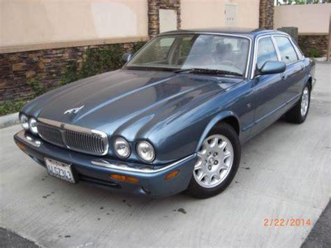 Find Used 2000 Jaguar Xj8 Base Sedan 4-door 4.0l Looks And