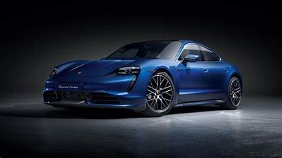 Taycan Porsche Turbo Electric Dealer Coches Vide