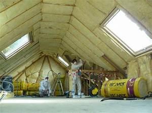 Isolation Thermique Combles : travaux isolation grenoble artisan grenoble vercors ~ Premium-room.com Idées de Décoration