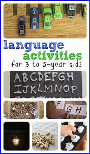 3 5 years kids learning activities apraxia and learning With letter learning games for 5 year olds