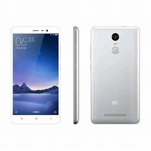 Jual Hp Xiaomi Redmi Note 3 Pro Finger Print  4g  Ram 3gb