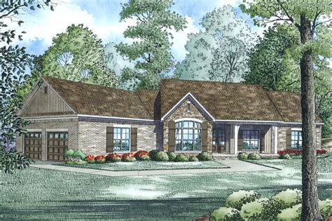 house plan    bdrm  sq ft ranch home theplancollection