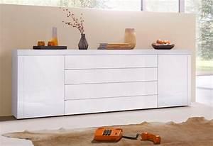 Sideboard 200 Cm Weiß : dressoir kopen uitgebreide collectie en vele stijlen otto ~ Bigdaddyawards.com Haus und Dekorationen