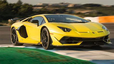 Lamborghini 2019 : 2019 Lamborghini Aventador Lp 770-4 Superveloce Jota First