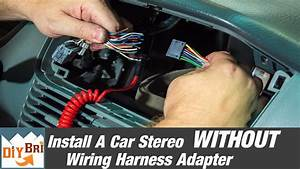 Dodge Charger Speaker Wiring Diagram