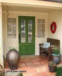 front door color ideas 30 Front Door Colors with tips for choosing the right one | Postcards from the Ridge