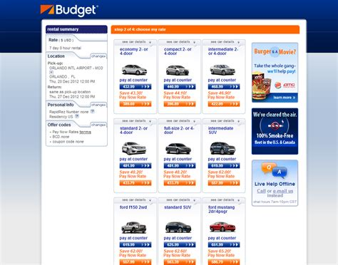 Usrentacar.co.uk ® Car Hire Usa Blog » Budget Rent A Car
