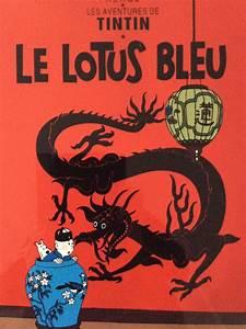 Le Lotus Bleu Levallois : le lotus bleu par herg couverture originale ~ Gottalentnigeria.com Avis de Voitures