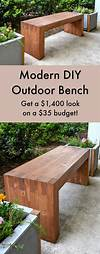 20 Amazing DIY Garden Furniture Ideas | DIY Patio pinterest garden bench ideas