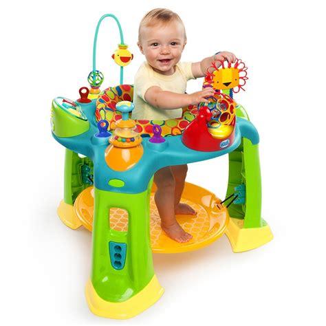 table d activité bébé avec siege table d 39 éveil oball bounce o bunch de oball