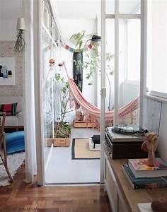 50, Cozy, Balcony, Decorating, Ideas