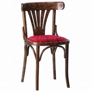 Chaise Bistrot Bois : chaise bistrot chaise bois arwen clout arwen clout mobilier professionnel ~ Teatrodelosmanantiales.com Idées de Décoration