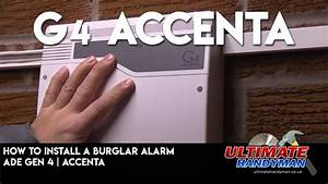 How To Install A Burglar Alarm
