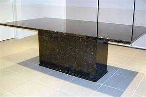 Black Granite Table - Home Design Ideas and Pictures