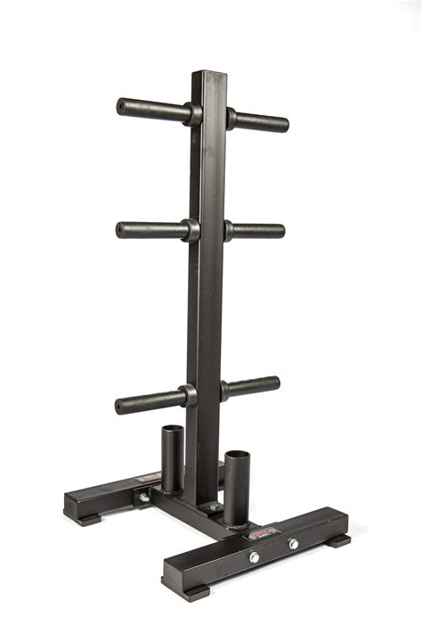 olympic weight plate tree gym equipment storage york barbell