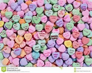 Sweets Online De : candy hearts wallpaper wallpapersafari ~ Markanthonyermac.com Haus und Dekorationen