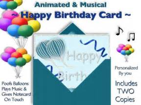 Animated Happy Birthday Cards