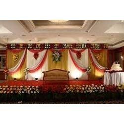 wedding stage decorator  india