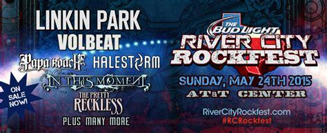 bud light river city rockfest river city rockfest announce 2015 initial lineup on tour