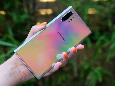 opinion why the samsung note 10 is tempting me away from apple stuff