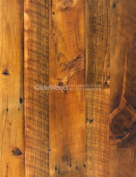 Reclaimed Hit Skip Heart Pine Flooring   Wide Plank Heart Pine