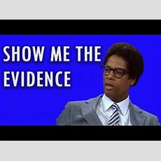 Thomas Sowell Show Me The Evidence Youtube