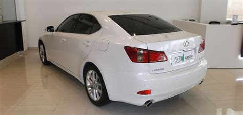2012 Lexus Is300 Sedan