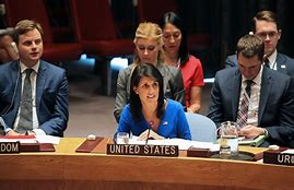 Image result for nikki haley us ambassador