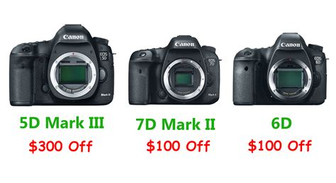 Canon 5d 3 Best Price Up To 300 Canon Usa Price Drops On 5d Iii 6d 7d
