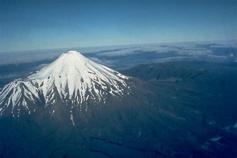 global volcanism program taranaki