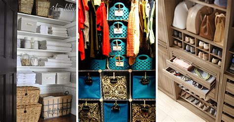 Www Closet Organizing Ideas by 50 Best Closet Organization Ideas And Designs For 2018