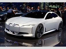 2020 BMW i4 to Have TeslaBeating Range autoevolution