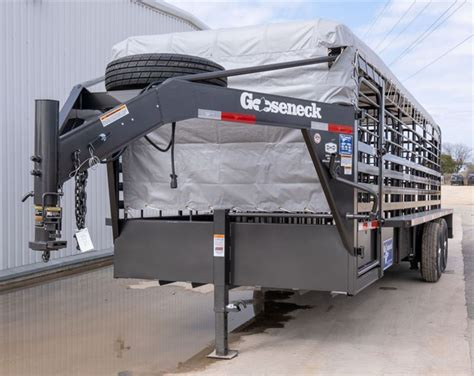 Catalog and supplier database for engineering and industrial professionals. 2021 Gooseneck 24 Ft Stock Trailer Rubber Floor