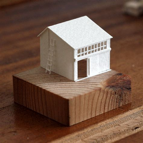 Artist Charles Young Crafts Mini Paper Metropolis On The