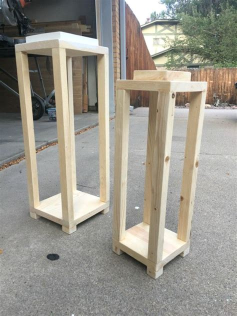 wood lanterns  scrap wood easy woodworking project fall project wooden
