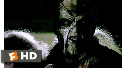 The Creeper Shows His Face Scene
