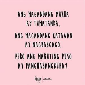 Bullying Quotes And Sayings Tagalog | www.pixshark.com ...