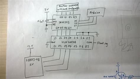 Arduino Ulna Not Driving Stepper Motor