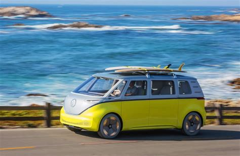 2020 Vw Electric Bus Interior, Specs, Release Date